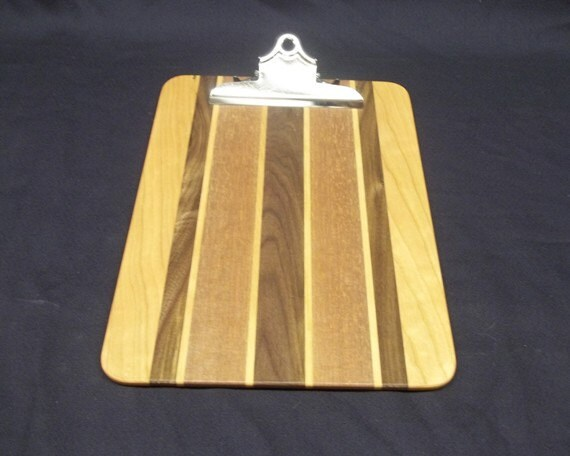 Hardwood Laminated Clipboard