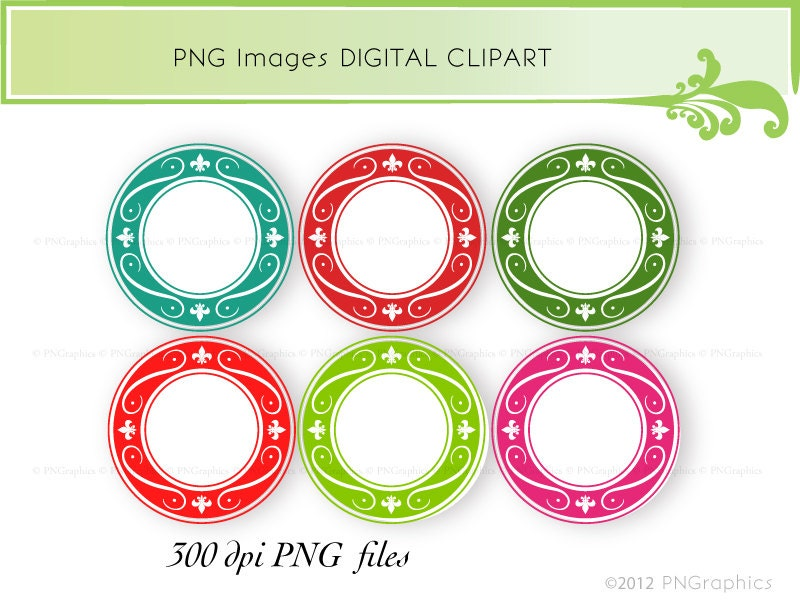 Christmas Frames Png Editable Christmas Tags Labels Frames Digital Clip Art Png Images May 20