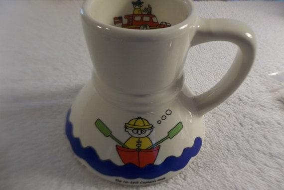 1982 No Spill  Captains Mug