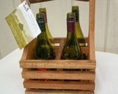 Wine Tote /Wine Carrier, Beverage Carrier,Wine Rack, Wine Storage