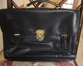 Vintage Longchamp Briefca...