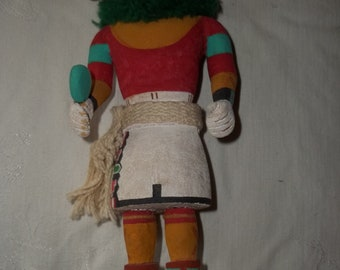Native American  from the Southwest Kachina Doll  Thanksgiving, Black Friday, Cyber Monday, Christmas