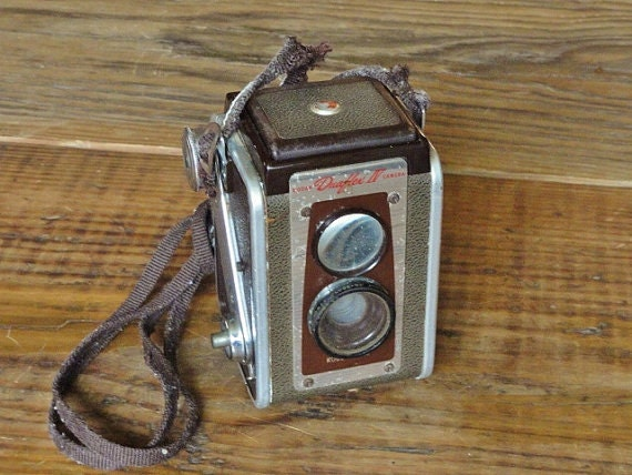 Vintage Kodak Duraflex IV Home Decor