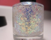 PAINTS by Allya-  Snow Angels Shiver (topcoat)