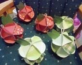 Apple Ornaments