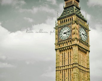 Big Ben & The London Eye ,London,England Fine Art Photo-Multiple Sizes Available,Travel,London,London Eye,architecture, Big Ben