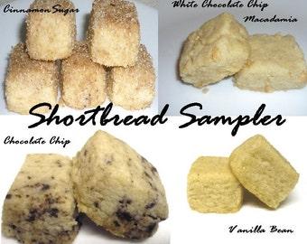 Shortbread Sampler 4 Dozen Assorted