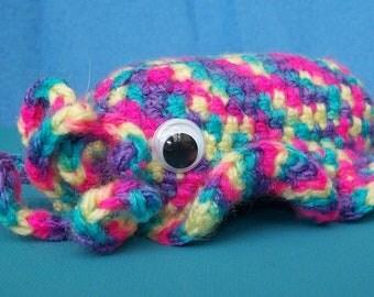 Cuttlefish - Pattern - Crochet / Amigurumi