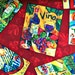 1/2 yard 'The Vineyard Collection'   - Quilting Weight Fabric - out of print - LAST ONE