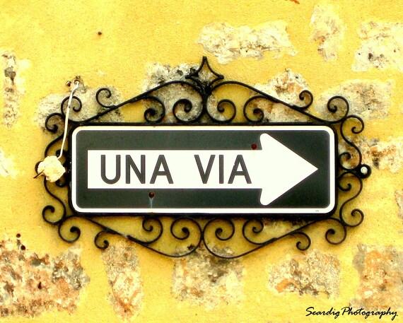 Spanish Photography Kitchen Wall Art Spanish Wall Art Una