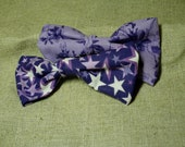 purple patterned bow tie pins for any shirt (2)