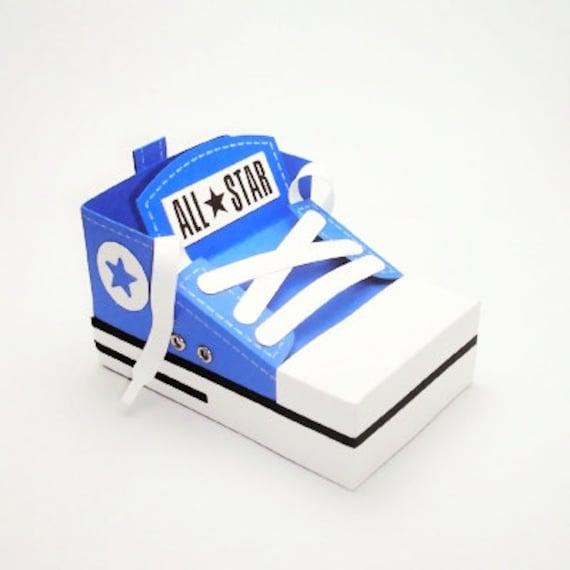 Converse Inspired Gift Box Display