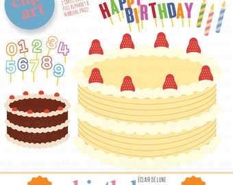 Birthday Cake Clip Art Food Clipart