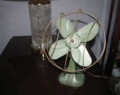 Antique Dominion Desk Fan