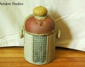 Rare Vintage UCCTI Japan Cookie Jar CircaI1950'S OR1960,S