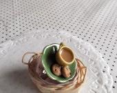 Chocolate Chip Cookies & Milk Tea Ring