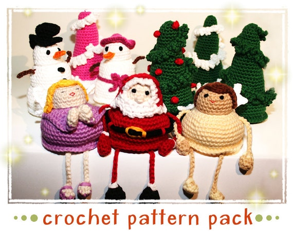 Pattern Pack - Xmas - PDF files