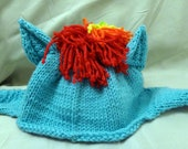 Character Inspired Rainbow Dash My Little Pony Hat