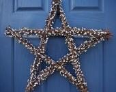 Christmas Wreath - Star