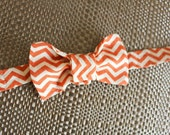 Limited Supply - Chevron Dog Bowtie or Bow
