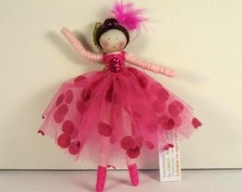 Little Ballerina Doll