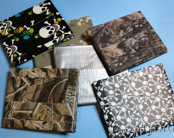 Items Similar To Narwhal Bifold Duct Tape Wallet Baby