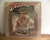 Indiana Jones Record