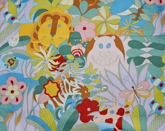 Jomo Jungle - Fabric By The Yard