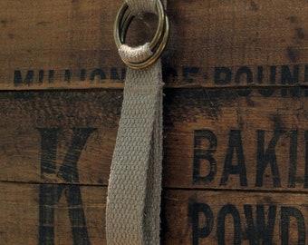 4 vintage cargo straps tie downs