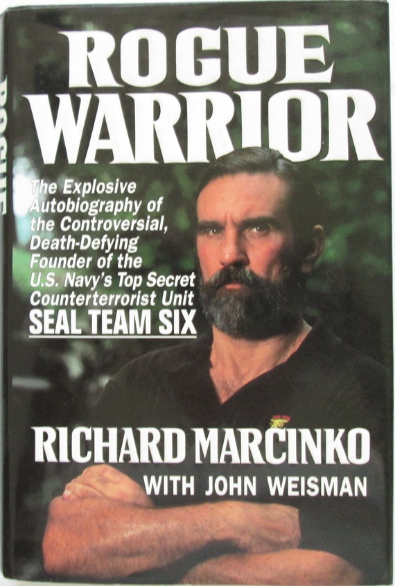 Demo Dick Marcinko 86