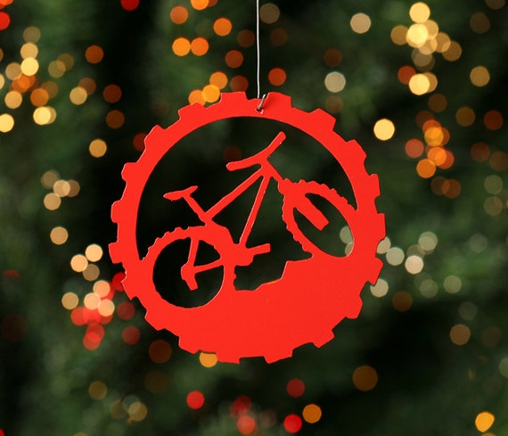 Bicycle Christmas Tree Decorations Ornaments: Unavailable Listing On Etsy