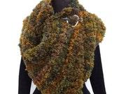 Infinity Scarf, Cowl, Knit Scarf, Handmade scarf, Circle Scarf, Scarf Cowl, Knit Scarf Cowl, Knit Cowl Scarf,Oversize Scarf, VEGAN ACRYLIC