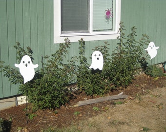 Halloween Ghosts for yard