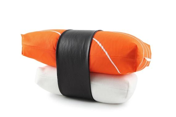 hnliche artikel wie sushi nigiri kissen gro zu. Black Bedroom Furniture Sets. Home Design Ideas