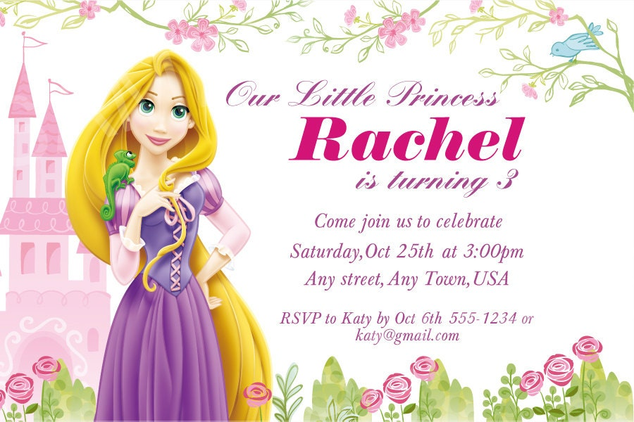 Barbie Invitation Cards for luxury invitation ideas
