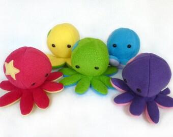 Custom Plush Octopus (Medium) - Made to Order