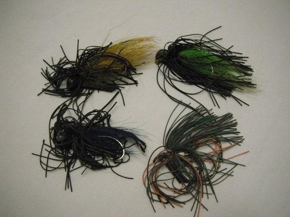 Set of 5 bass baits