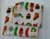 REusable Sandwich and Snack Bag Set - Very Hungry Caterpillar