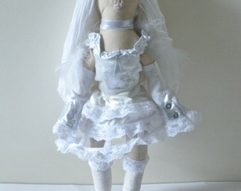 Angel Doll, White Angel Doll
