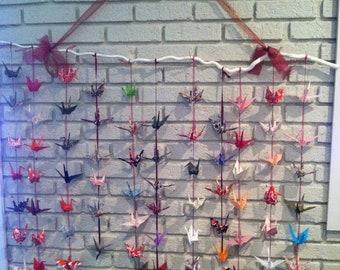 Origami Crane Wedding Mobile
