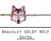 GOLDY WOLF bracelet