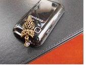 Ear cap owl No.2 - Anti-Dust Plug Ear Cap 3.5mm for iPhone iPod
