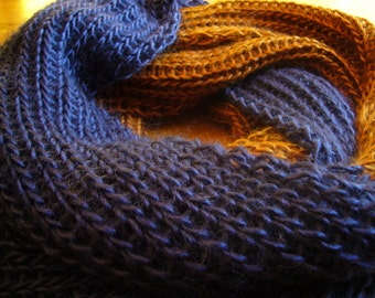 Soft long cowl