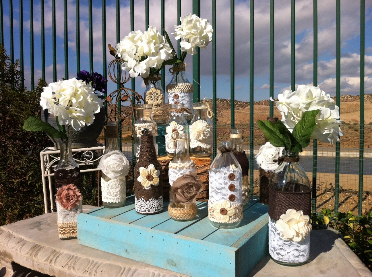 rustic vintage wedding decor vintage chic wedding decorations www imgkid the 7202