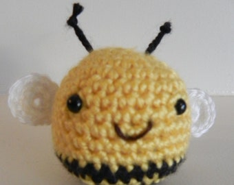 Crochet Bee/ Toy Bee/Amigurumi Bee