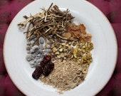 Xiao Chai Hu Tang (Minor Bupleurum Decoction)  powdered herbs