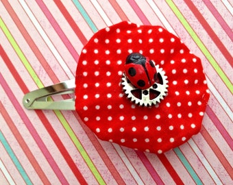 Cute as a Bug Barrette