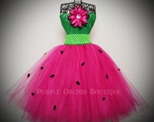 Fresh Picked Watermelon Tutu Dress - CHILD SIZE