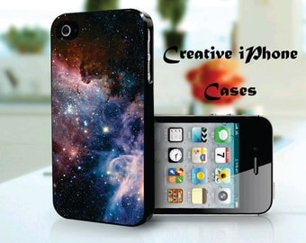 Nebula Galaxy Space iPhone 4/4S Case, iPhone 5/5S Case, iPhone 5C