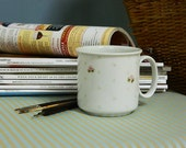 hand painted porcelain cups